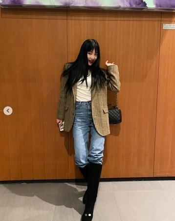 Red Velvet成员朴秀荣